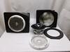 "Left:<br /> Rockford Fosgate 8"" full range speakers installed in Stealth-Pod using custom speaker adapters from  <a href=""http://www.car-speaker-adapters.com"">http://www.car-speaker-adapters.com</a><br /> <br /> Right:<br /> Stealth-Pod, custom speaker adapters from  <a href=""http://www.car-speaker-adapters.com"">http://www.car-speaker-adapters.com</a>, Rockford Fosgate 8"" full range speakers, and speaker grill"