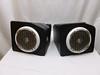 "Rockford Fosgate 8"" full range speakers installed in Stealth-Pods using custom speaker adapters from  <a href=""http://www.car-speaker-adapters.com"">http://www.car-speaker-adapters.com</a>"