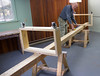 Assembling the strongback