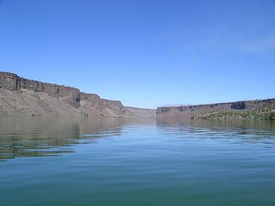 Lake Billy Chinook - September 6, 2008
