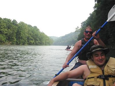 Float Trip - 7-20-02