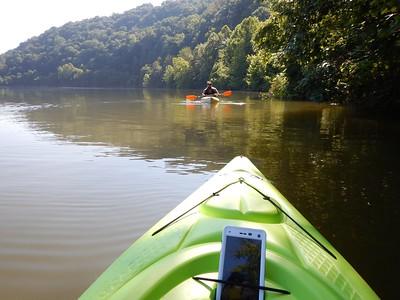 Kayaking - 7-25-15
