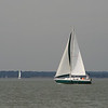 A nice day for sailing.