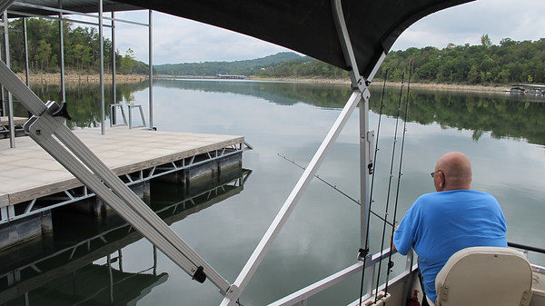 Table Rock Lake September 2012