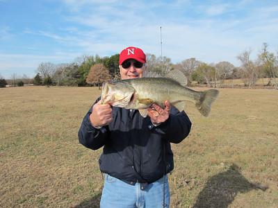 Texas Farm Pond 12-9-10
