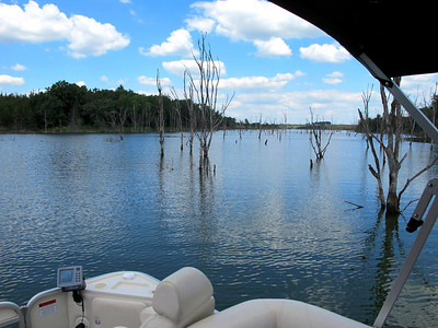 Three Mile Lake 8-17-13