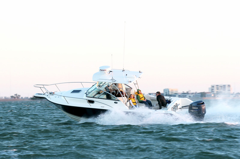 Pursuit 2570, Clearwater Beach, Florida