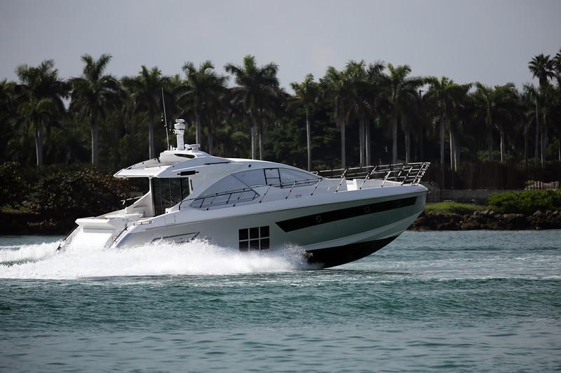 Boating, Miami, Florida