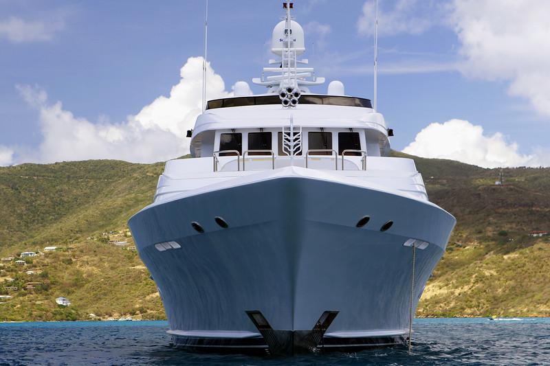 Bitter End Yacht Club, North Sound, British Virgin Islands