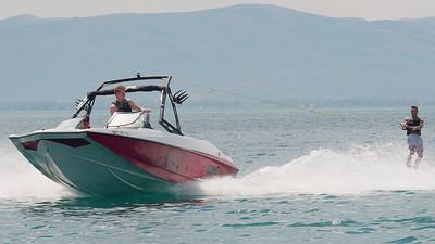 Boating - Bear Lake