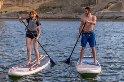Boating - Paddle Boards, Red Fleet State Park