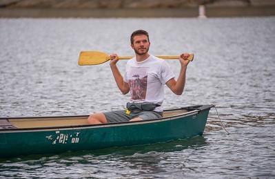 Boating - canoe,
