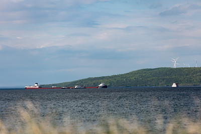 Roger Blough grounded