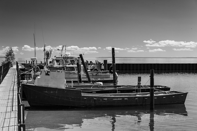 Whitefish Point Harbor