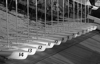 14 Sailboats