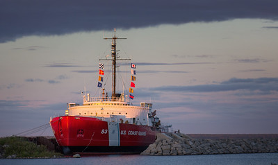 Coast Guard,  Mackinac Island