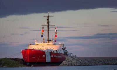 Coast Guard,  Mackinac Island