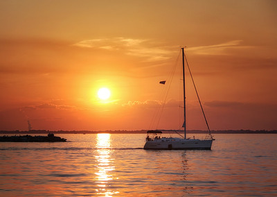 Sandusky Sunset 6-14-2013 (60)-1