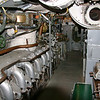 Engine room, USS Cavalla
