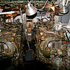 Forward torpedo station, USS Cavalla