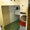 Captain's cabin, USS Cavalla
