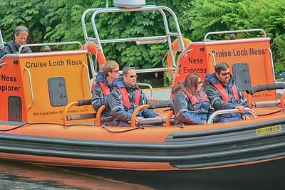 Loch Ness RIB