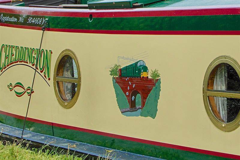 Boat Signwriting 25