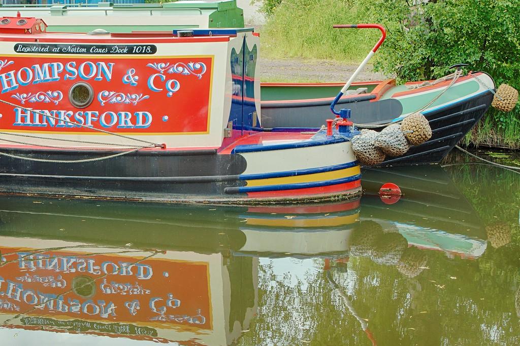 Boat Signwriting 20