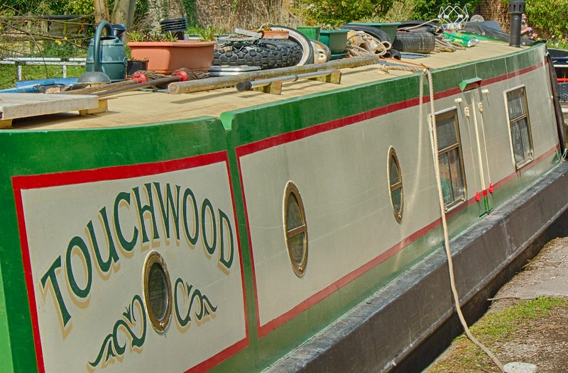 Boat Signwriting 59