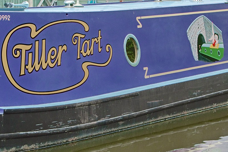 Boat Signwriting 61