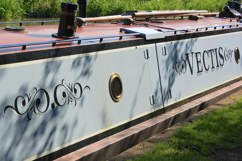 Boat Signwriting 52