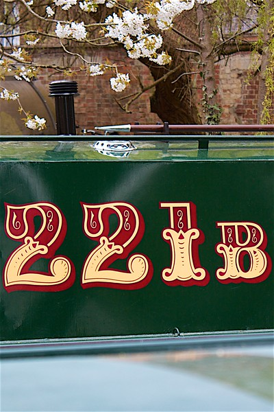 Boat Signwriting 62