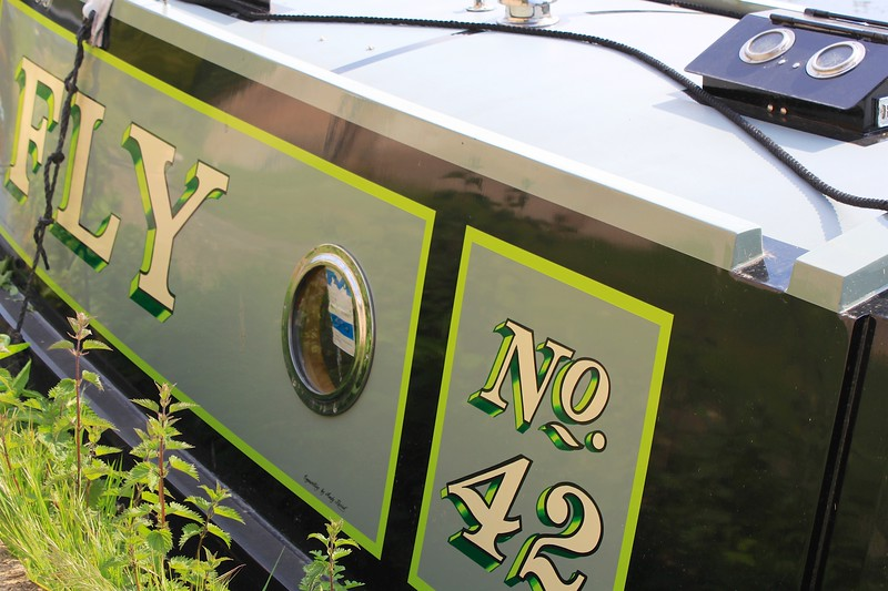 Boat Signwriting 35