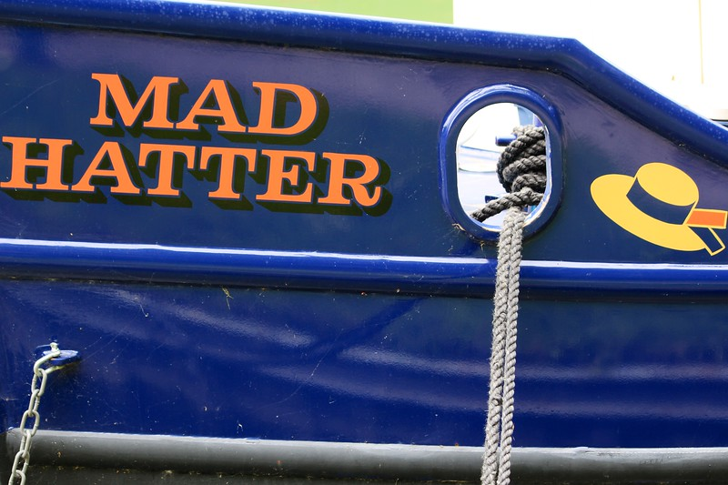 Boat Signwriting 64