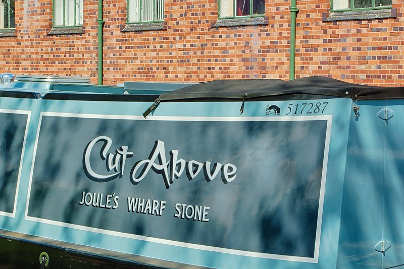Boat Signwriting 41