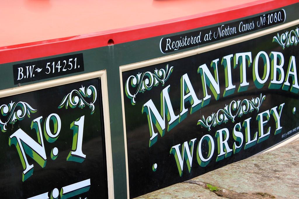 Boat Signwriting 18