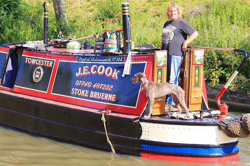 Boat Signwriting 49