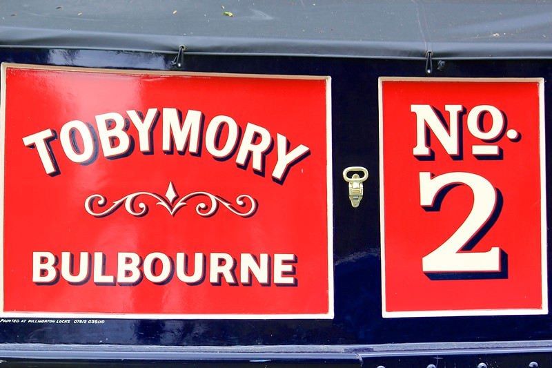 Boat Signwriting 31