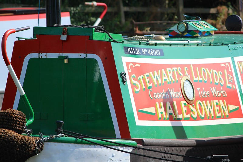 Boat Signwriting 46