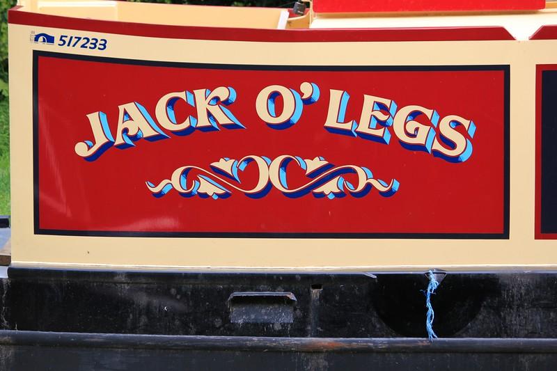 Boat Signwriting 30