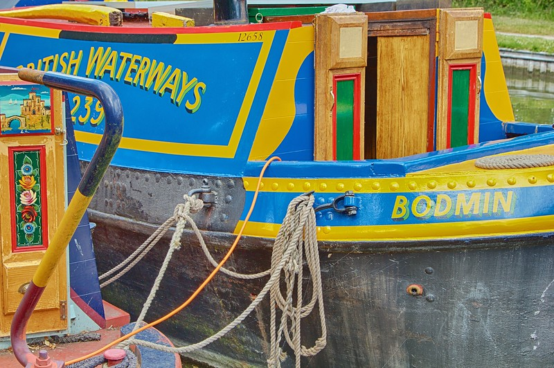 Boat Signwriting 23