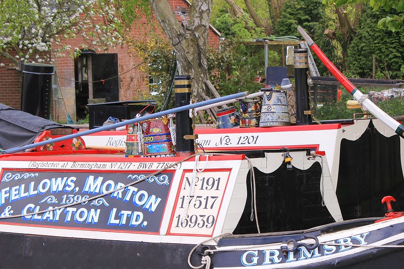 Boat Signwriting 32