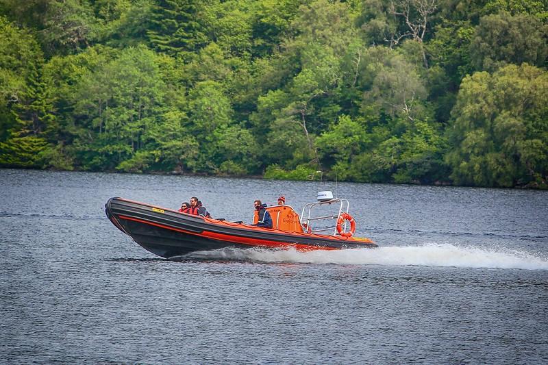 Loch Ness RIB 2
