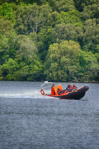 Loch Ness RIB 1