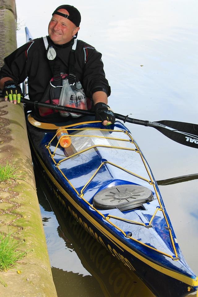 Long Distance Kayaker 3