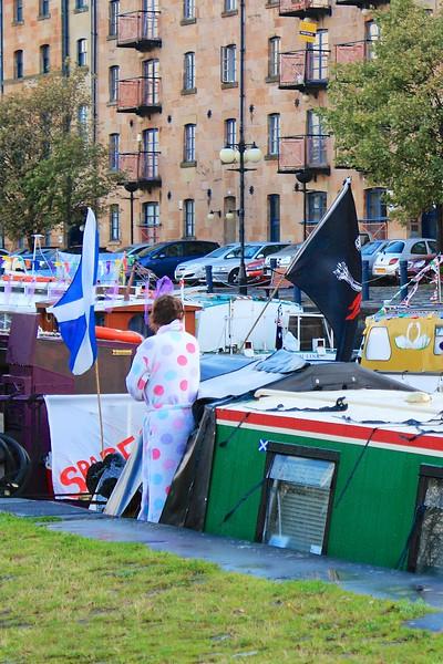 Spiers Wharf Glasgow