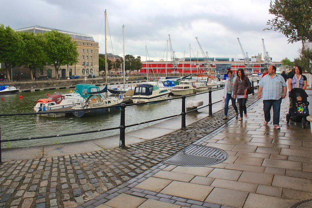 Bristol Floating Harbour 1