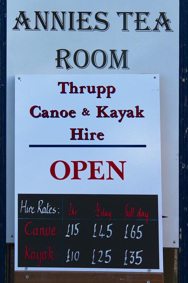 Annies Tea Room Thrupp