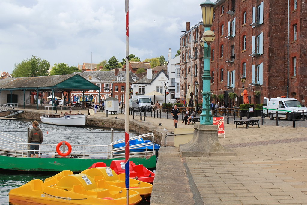 Exeter Ship Canal – Exeter Quay