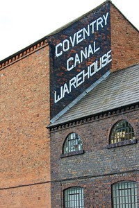 Coventry Canal – Coventry Basin